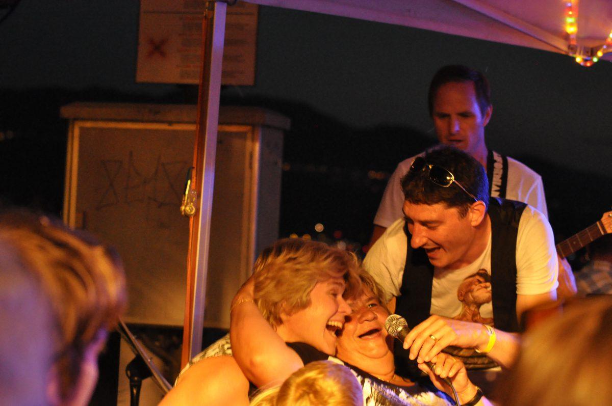 7. August 2015 Seenachtsfest Rapperswil-Jona
